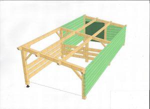 [:fr]3D box à chevaux[:en]3D design horse box[:]