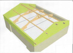 [:fr]3D charpente de comble[:en]3D design attic[:]