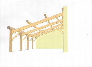 [:fr]3D charpente terrasse[:en]3D design terrace roof[:]