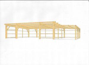 [:fr]3D hangar agricole[:en]3D design agricultural barn[:]
