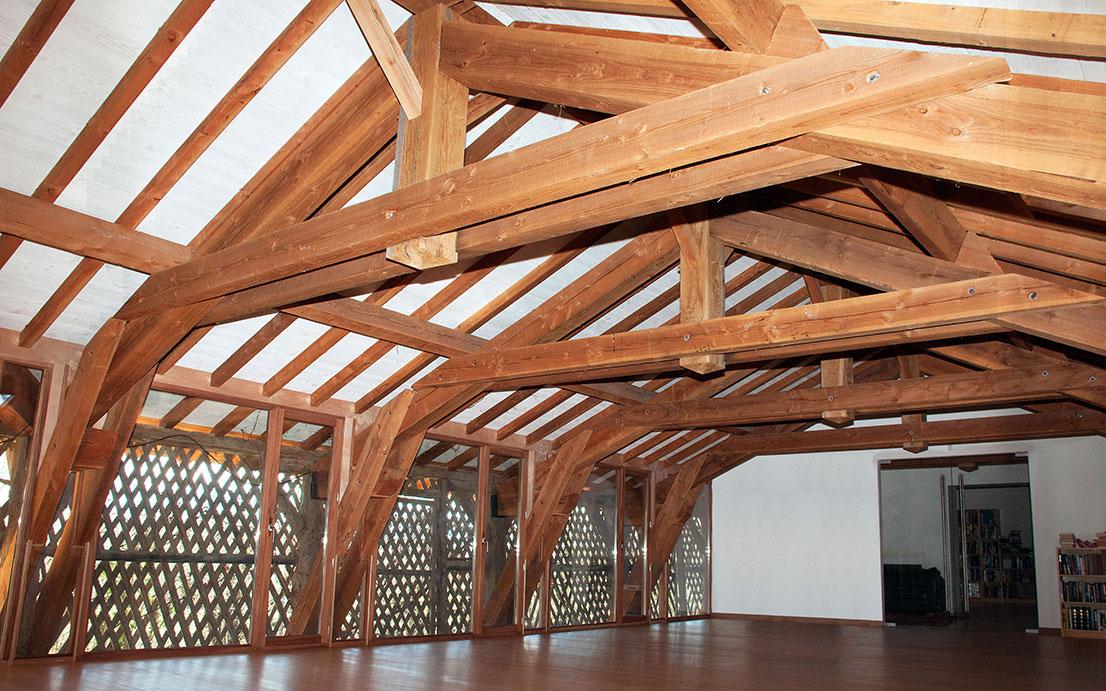 charpente arseguet travaux de charpente traditionnelle en bois. Black Bedroom Furniture Sets. Home Design Ideas