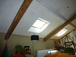 [:fr]Fenêtre de toiture Velux confort GGL 138x98[:en]Skylight 'Velux confort GGL' 138x98[:]