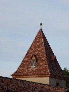 [:fr]Pigeonnier tuile plate[:en]Dove-cote in flat tile[:]