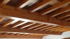 [:fr]Plancher intérieur vue de dessous après traitement[:en]View under floor after finishing[:]