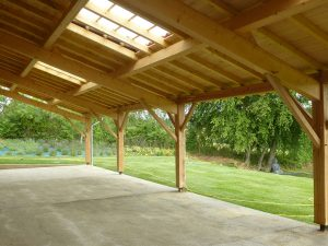 [:fr]Terrasse chêne et sapin[:en]Terrace in oak and pine[:]