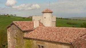 [:fr]Toiture chateau tuile canal[:en]Canal tile château roof[:]
