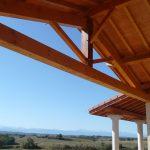 [:fr]Charpente terrasse ferme latine contre collé[:en]Laminated terrace truss[:]